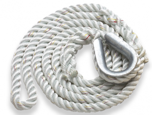 Mooring pendants new england ropes poly nylon correct length 3 strand mooring pendants are manufactured from our premium three strand nylon line and represent good value they have a greater stretch that our poly aloadofball Image collections