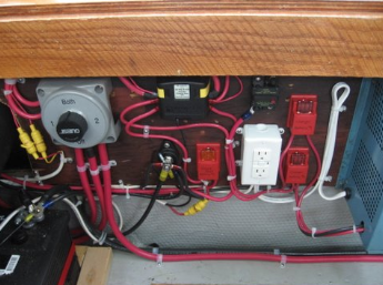 Marine Electrical Work